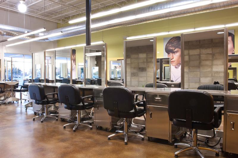 Stokes architectural inc salon 1 for A new image salon orlando